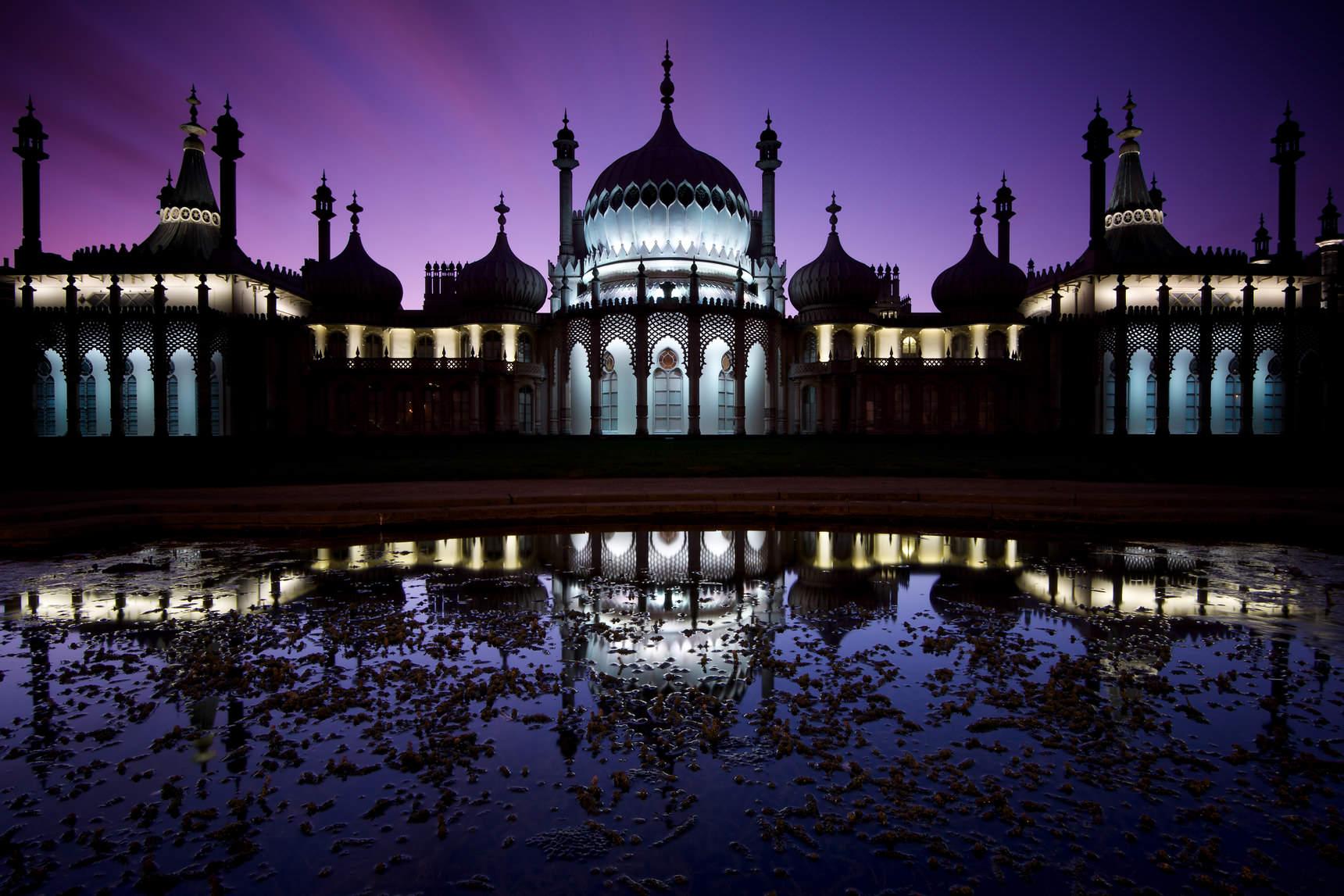 Twilight Pavilion